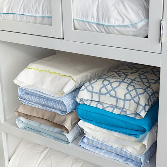 Store Bedding Easily