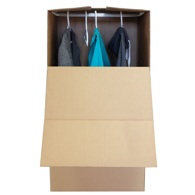 Wardrobe Box – Medicine Hat Storage